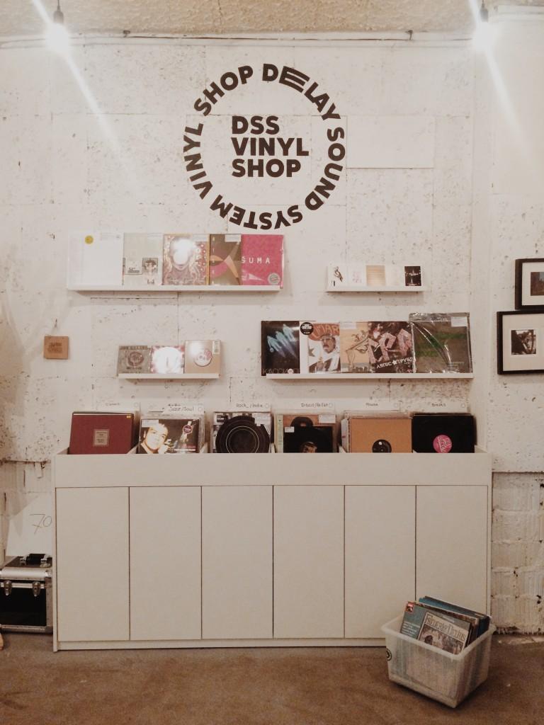 Delay Sound System Vinyl Shop