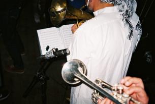 Push'n'Pull + Prokop & Klaxons Brass + Delay Sound System. Фото Кати Шумак.